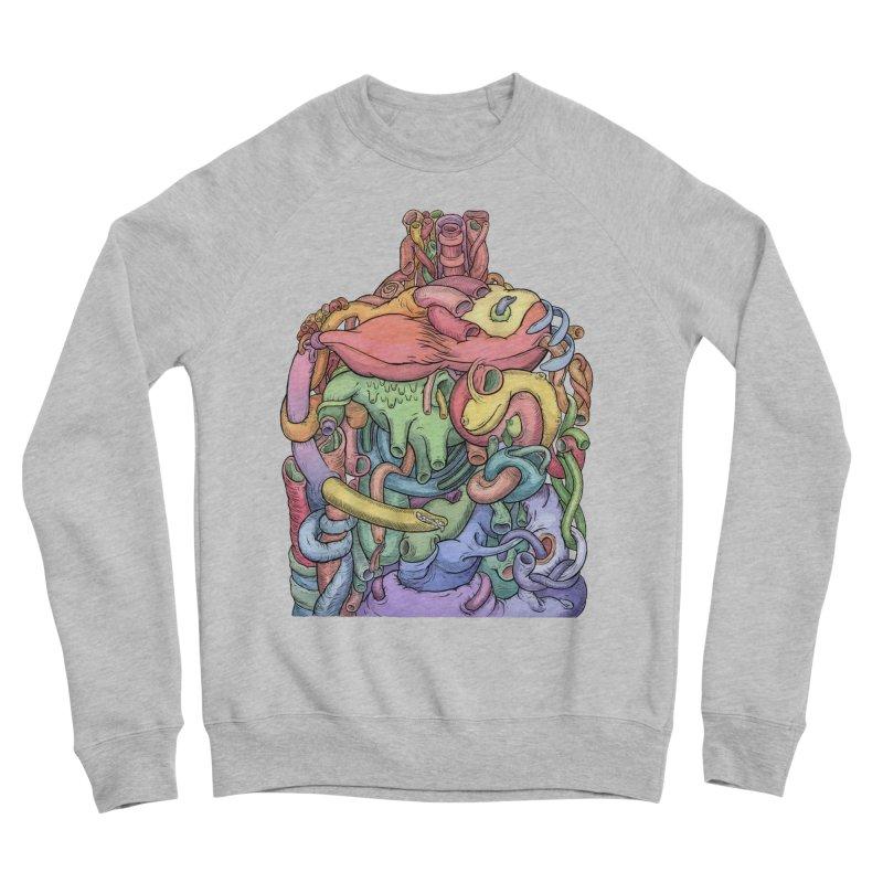 How Stuff Doesn't Really Work Women's Sponge Fleece Sweatshirt by Scott Teplin's Chazerai Bazaar