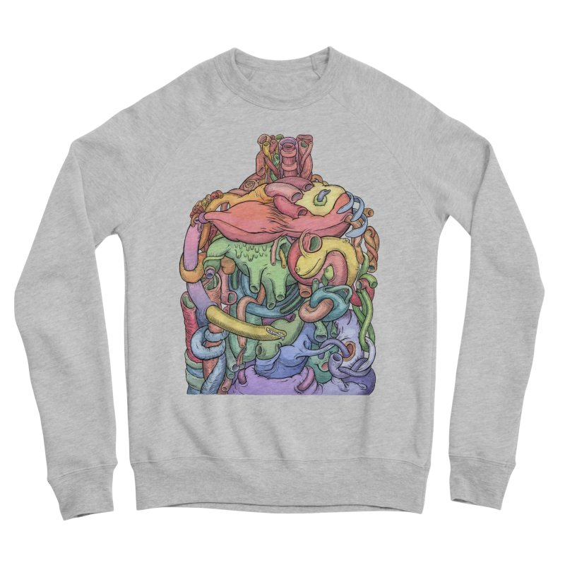How Stuff Doesn't Really Work Men's Sponge Fleece Sweatshirt by Scott Teplin's Chazerai Bazaar