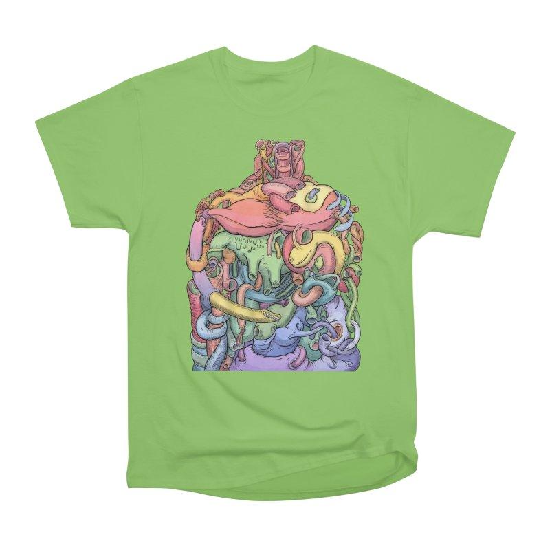 How Stuff Doesn't Really Work Men's Heavyweight T-Shirt by Scott Teplin's Chazerai Bazaar