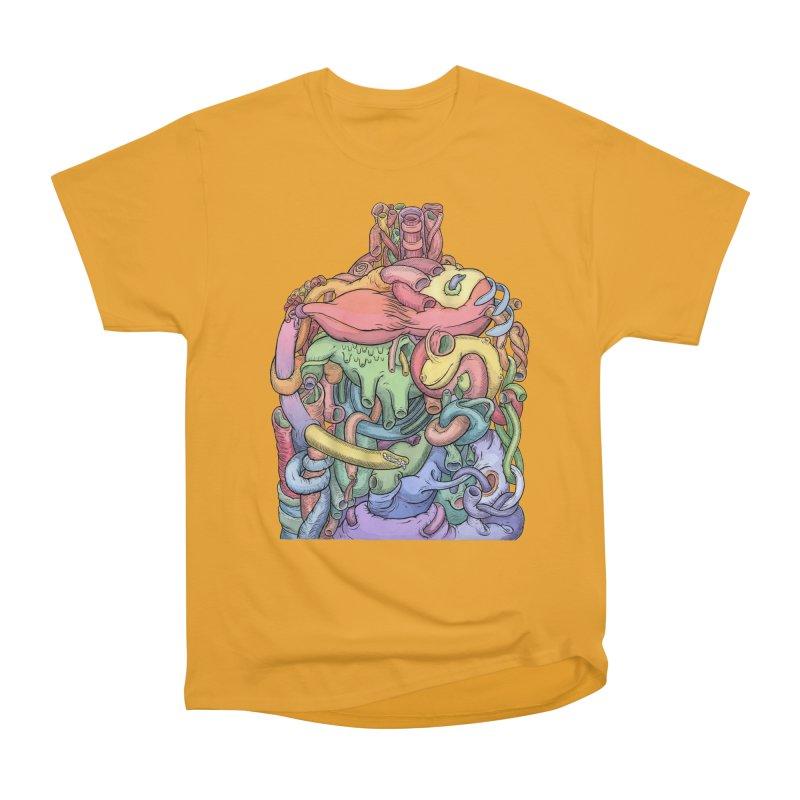 How Stuff Doesn't Really Work Women's Heavyweight Unisex T-Shirt by Scott Teplin's Chazerai Bazaar