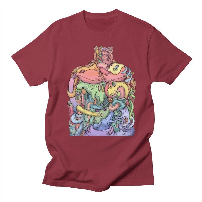 How Stuff Doesn't Really Work Men's Regular T-Shirt by Scott Teplin's Chazerai Bazaar