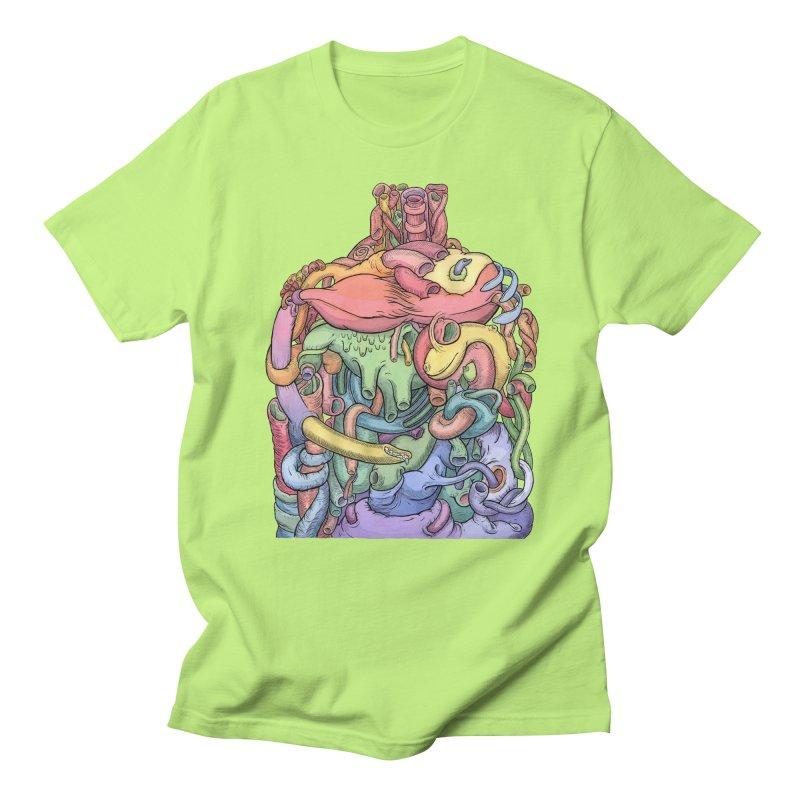 How Stuff Doesn't Really Work Women's Regular Unisex T-Shirt by Scott Teplin's Chazerai Bazaar