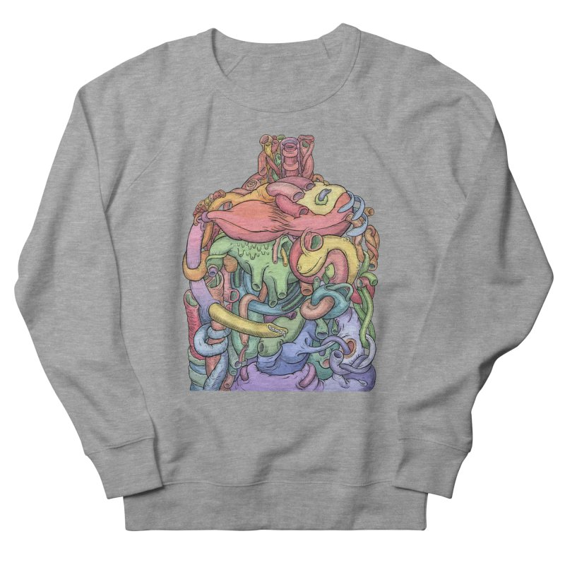 How Stuff Doesn't Really Work Men's French Terry Sweatshirt by Scott Teplin's Chazerai Bazaar