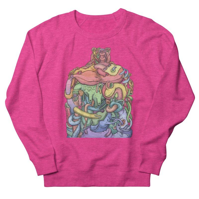 How Stuff Doesn't Really Work Men's French Terry Sweatshirt by Scott Teplin's Chazerai Bazaar
