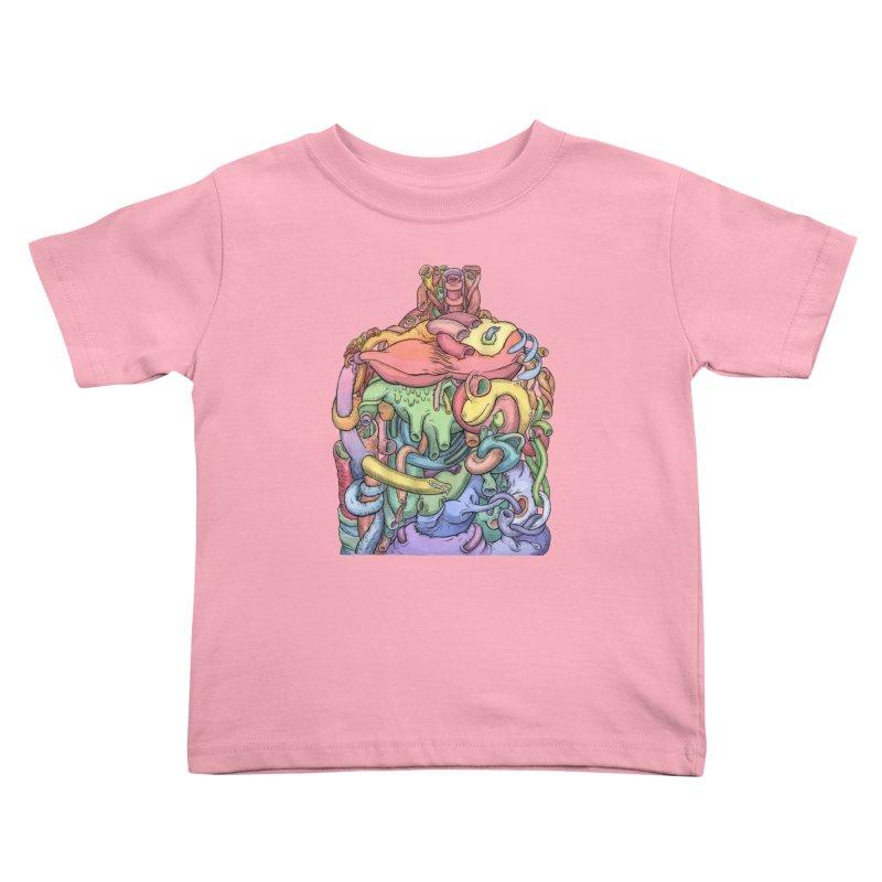 How Stuff Doesn't Really Work Kids Toddler T-Shirt by Scott Teplin's Chazerai Bazaar