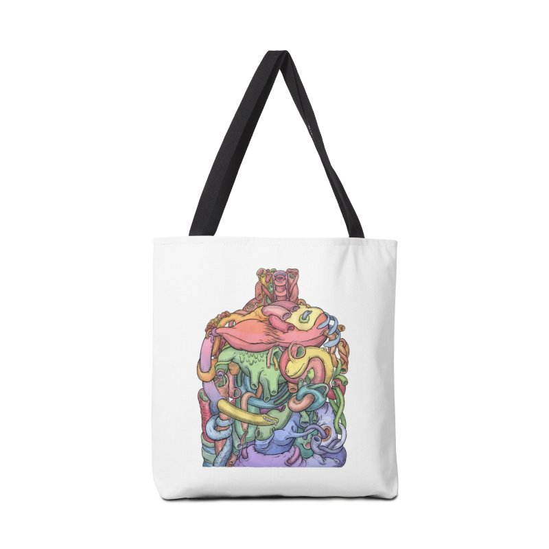 How Stuff Doesn't Really Work Accessories Tote Bag Bag by Scott Teplin's Chazerai Bazaar