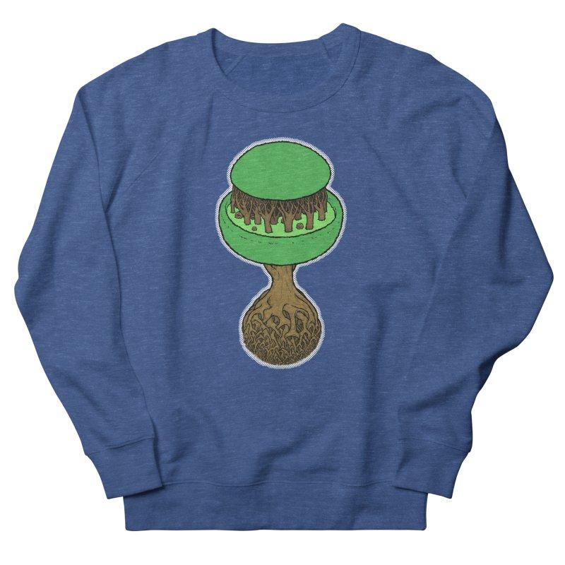 Rootball color Men's Sweatshirt by Scott Teplin's Chazerai Bazaar
