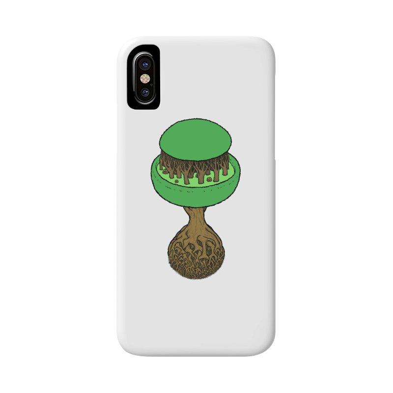Rootball color Accessories Phone Case by Scott Teplin's Chazerai Bazaar