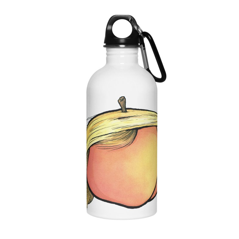 2019: The Year of the Peach Accessories Water Bottle by Scott Teplin's Chazerai Bazaar