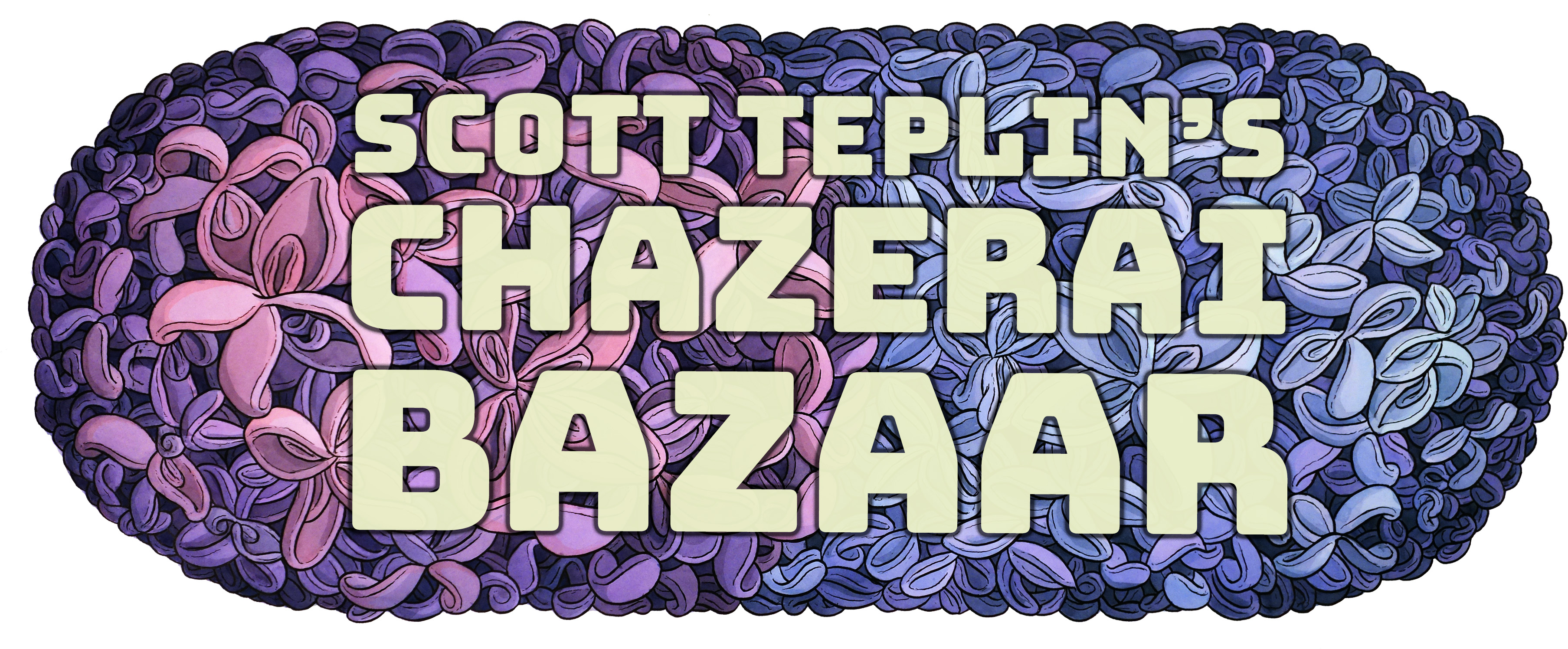 Scott Teplin's Chazerai Bazaar Logo
