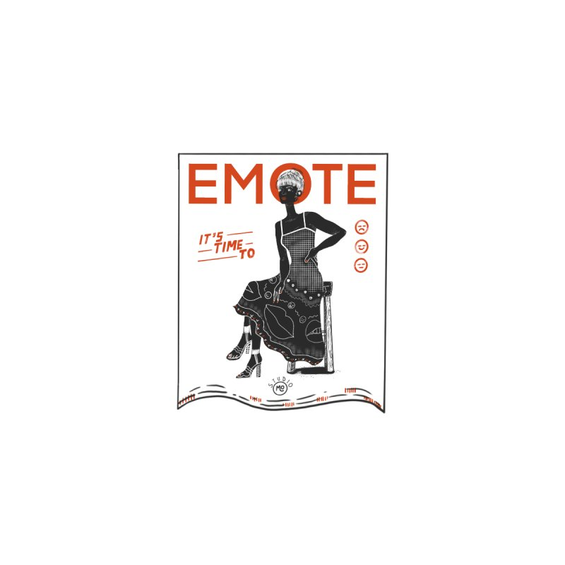 EMOTE Accessories Sticker by Tequila Sunday