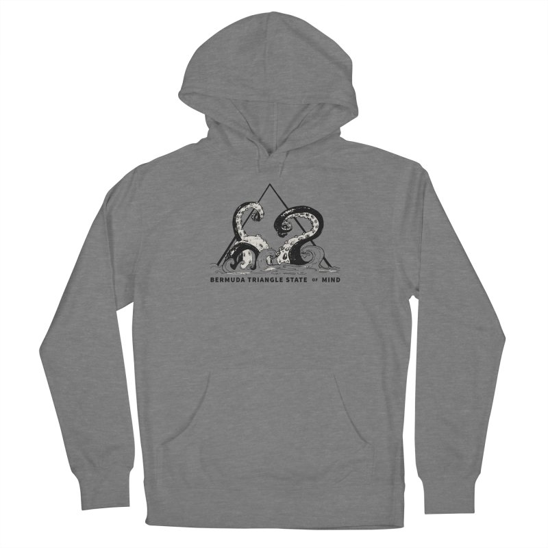 Bermuda Triangle State of Mind Women's Pullover Hoody by Tequila Sunday