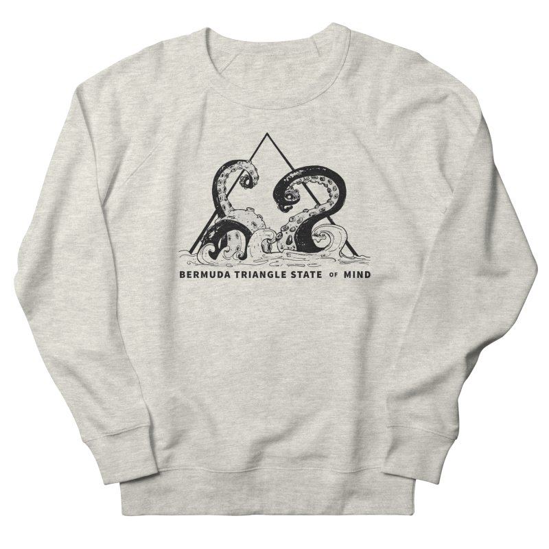 Bermuda Triangle State of Mind Women's Sweatshirt by Tequila Sunday