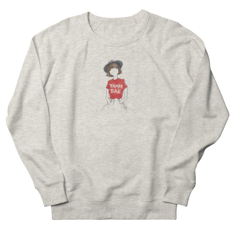 The Tampa Bay-Bae Tee Women's Sweatshirt by Tequila Sunday