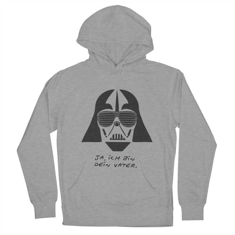 yes, I am your father Men's Pullover Hoody by 8 TV Artist Shop
