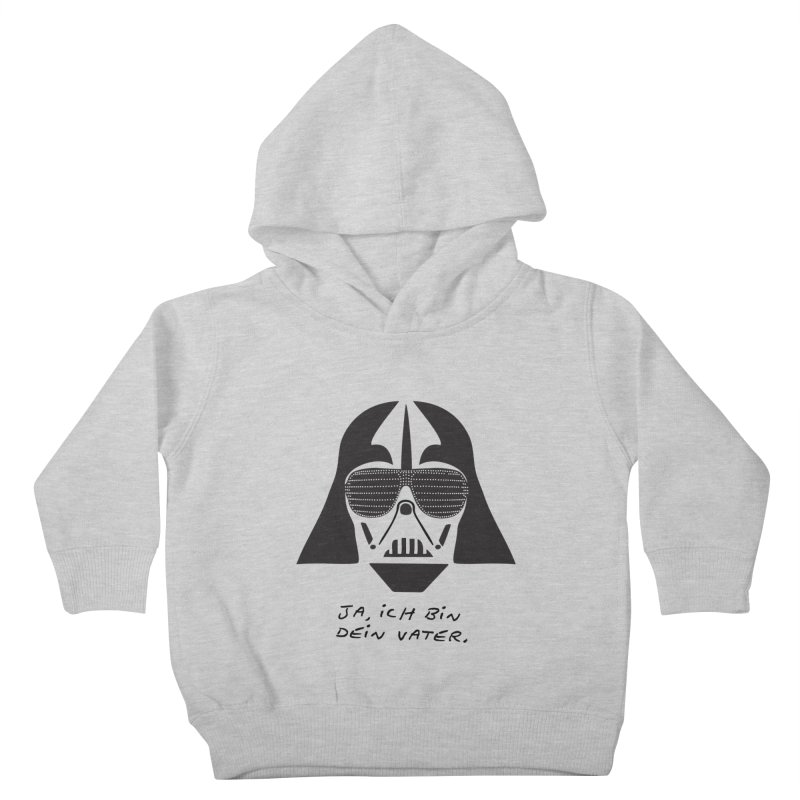 yes, I am your father Kids Toddler Pullover Hoody by 8 TV Artist Shop