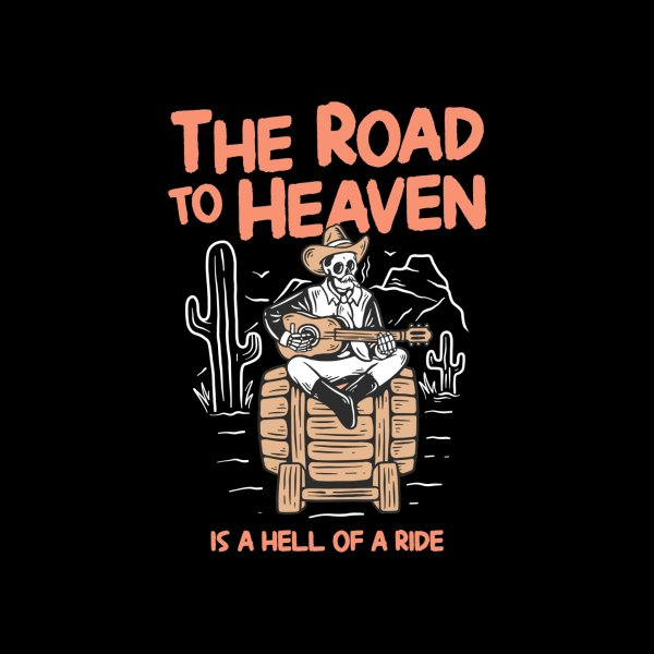 Design for Hell Of A Ride