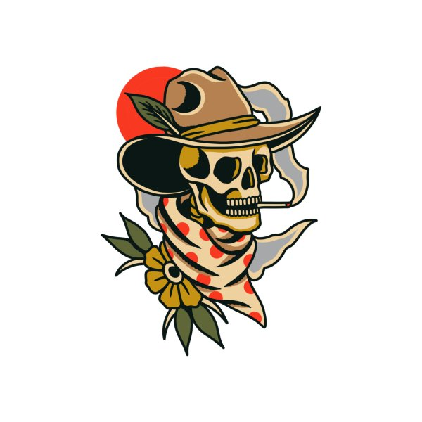 Design for Quirky Cowboy