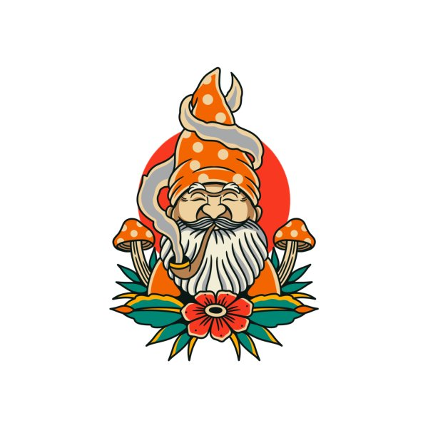 Design for Garden Gnome