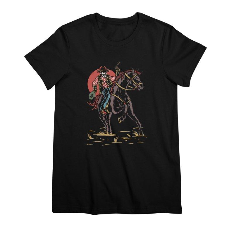 Jesse James Women's T-Shirt by TerpeneTom's Artist Shop