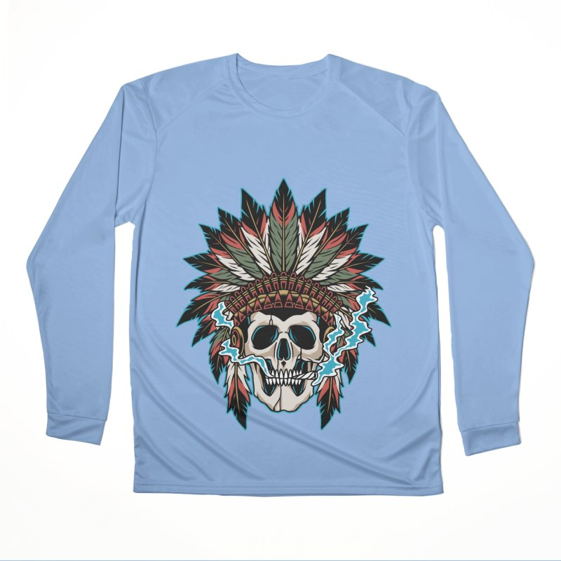 Chief Women's Longsleeve T-Shirt by TerpeneTom's Artist Shop