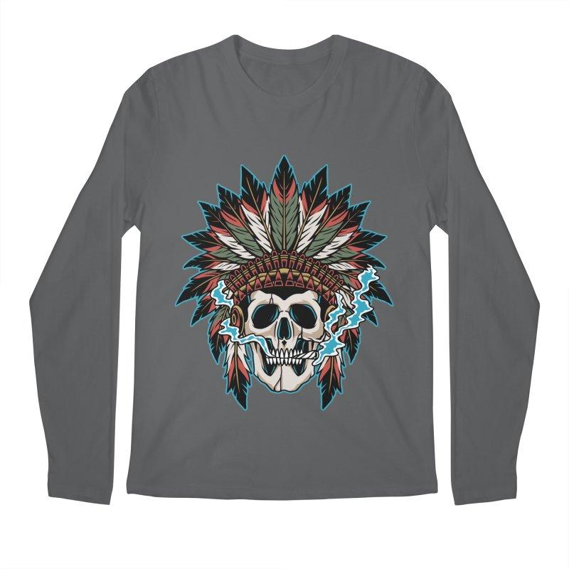 Chief Men's Longsleeve T-Shirt by TerpeneTom's Artist Shop