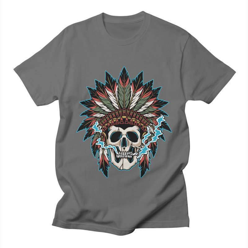 Chief Men's T-Shirt by TerpeneTom's Artist Shop