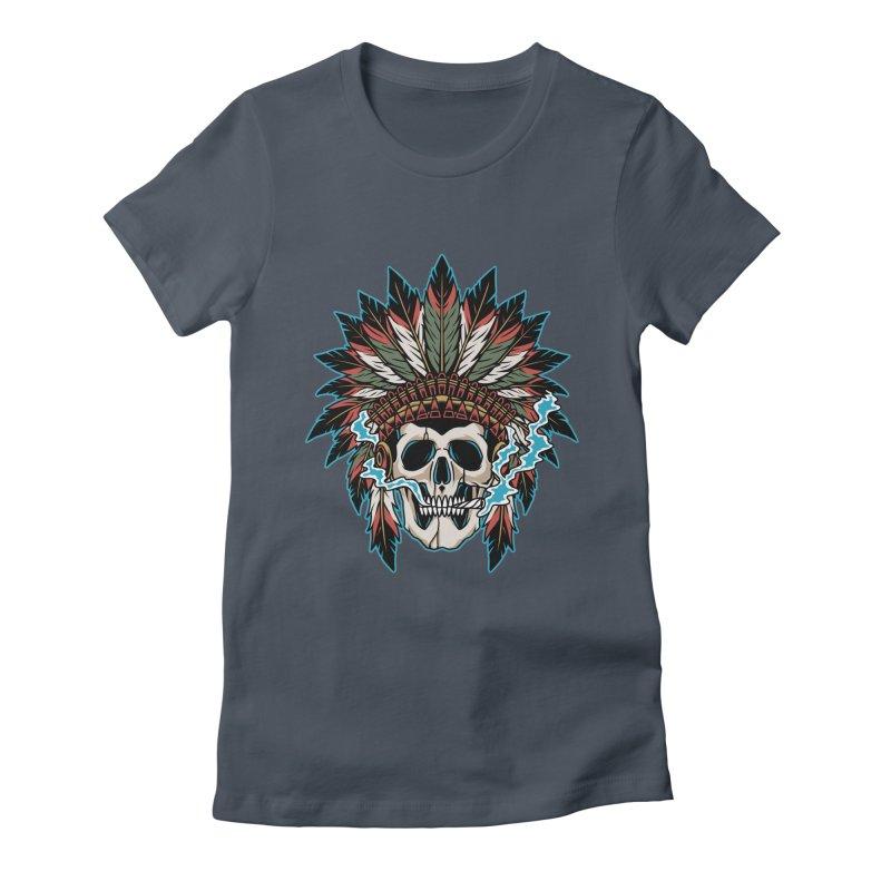 Chief Women's T-Shirt by TerpeneTom's Artist Shop