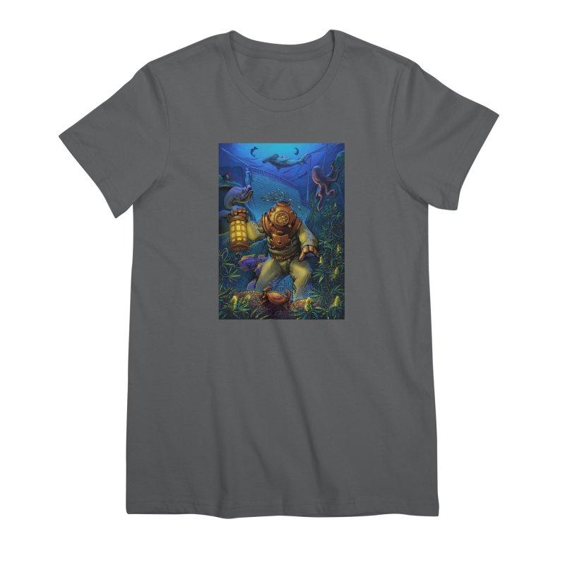 Seaweed Women's T-Shirt by TerpeneTom's Artist Shop