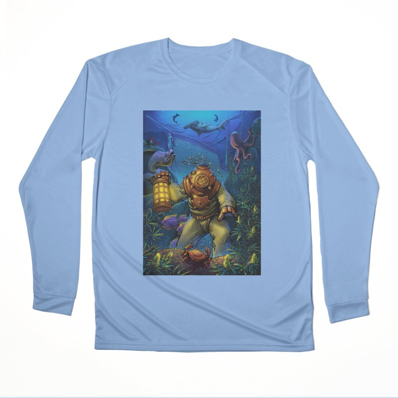 Seaweed Women's Longsleeve T-Shirt by TerpeneTom's Artist Shop