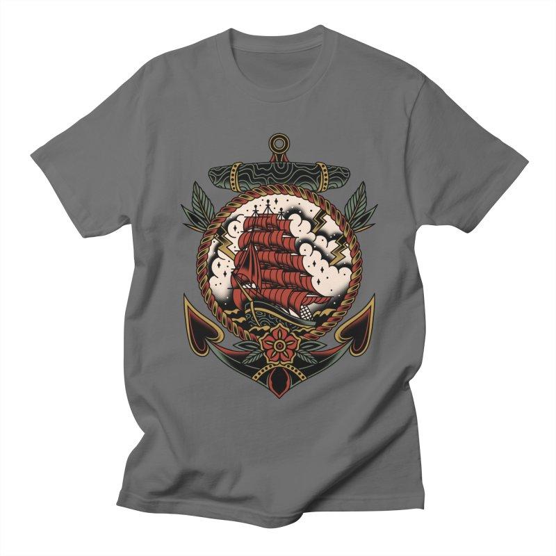 Set Sail Men's T-Shirt by TerpeneTom's Artist Shop