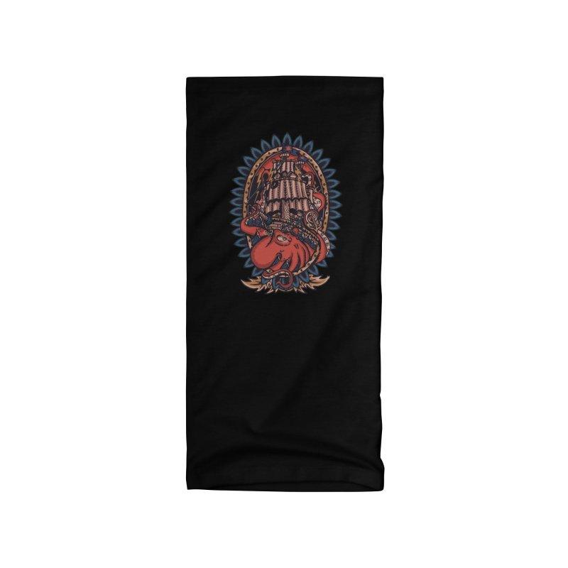 The Kraken Accessories Neck Gaiter by TerpeneTom's Artist Shop