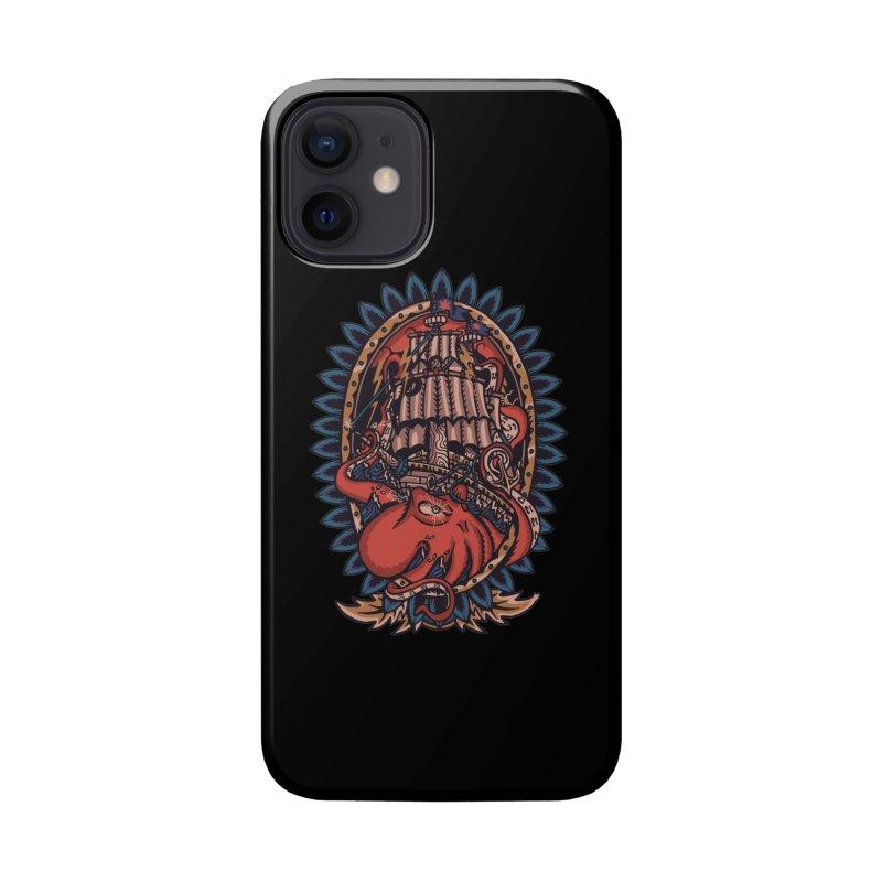 The Kraken Accessories Phone Case by TerpeneTom's Artist Shop