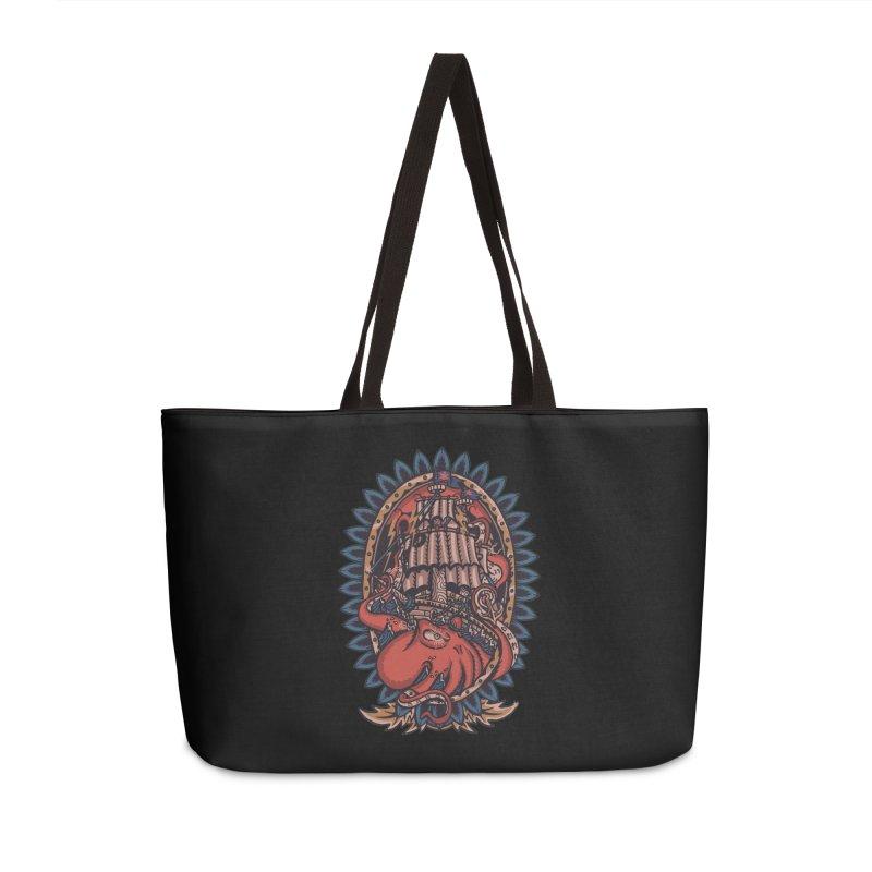 The Kraken Accessories Bag by TerpeneTom's Artist Shop