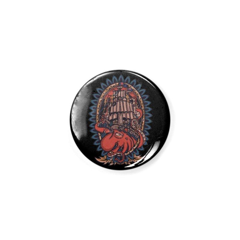 The Kraken Accessories Button by TerpeneTom's Artist Shop