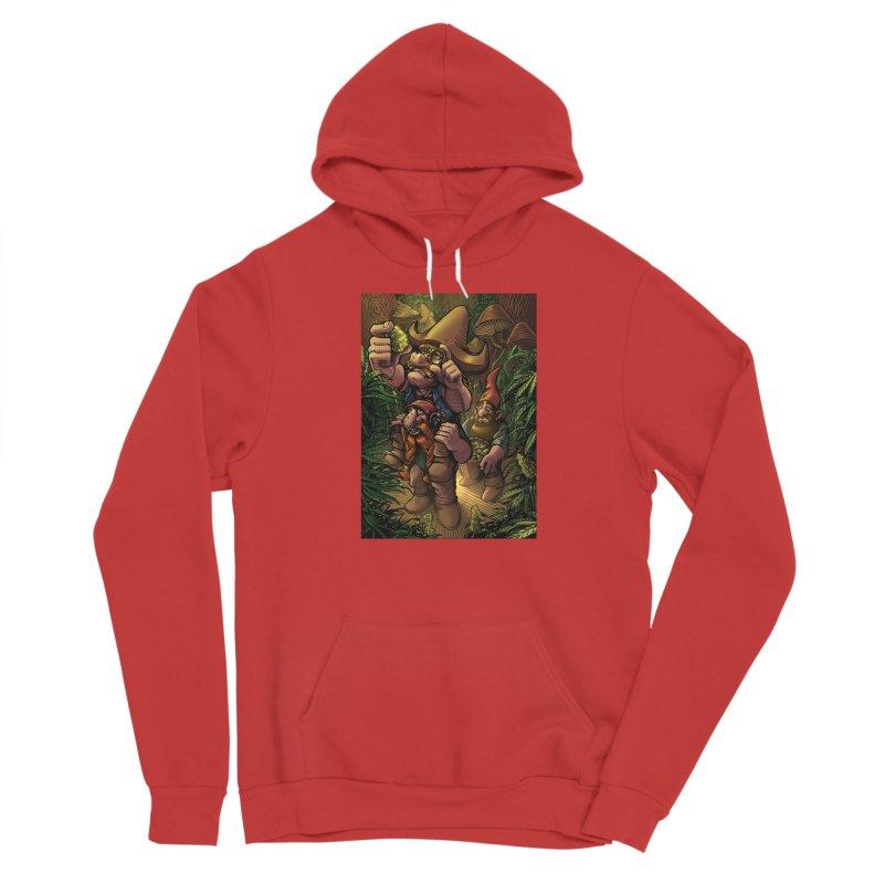 Gnome Gold Men's Pullover Hoody by TerpeneTom's Artist Shop