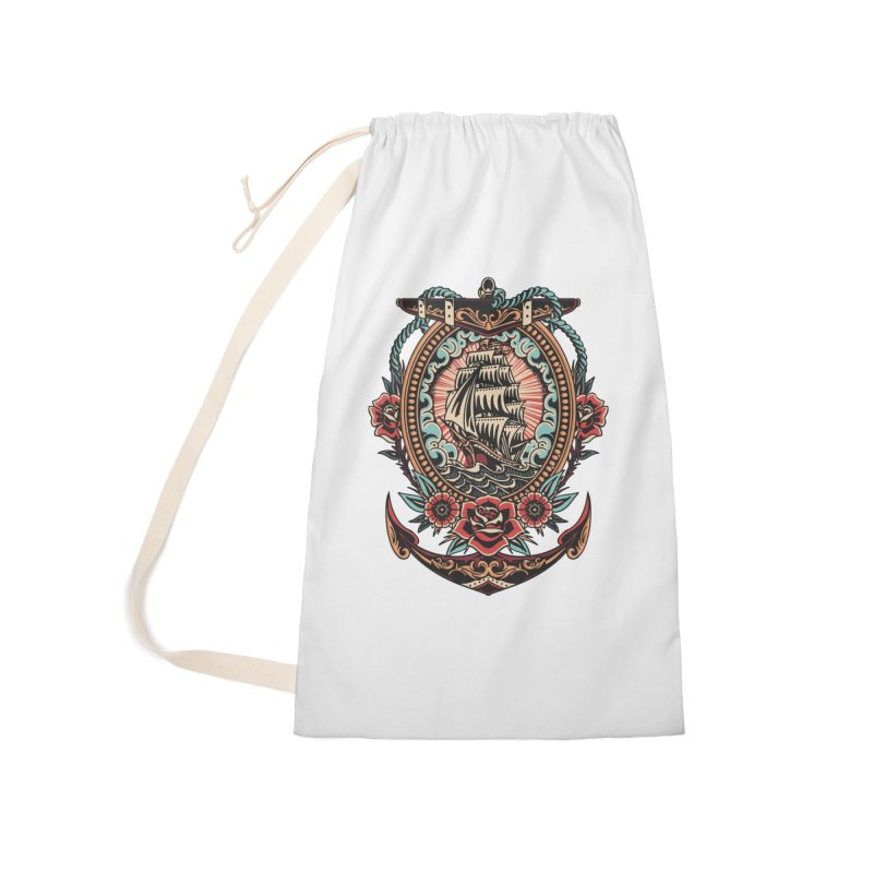Rosy Arrival Accessories Bag by TerpeneTom's Artist Shop