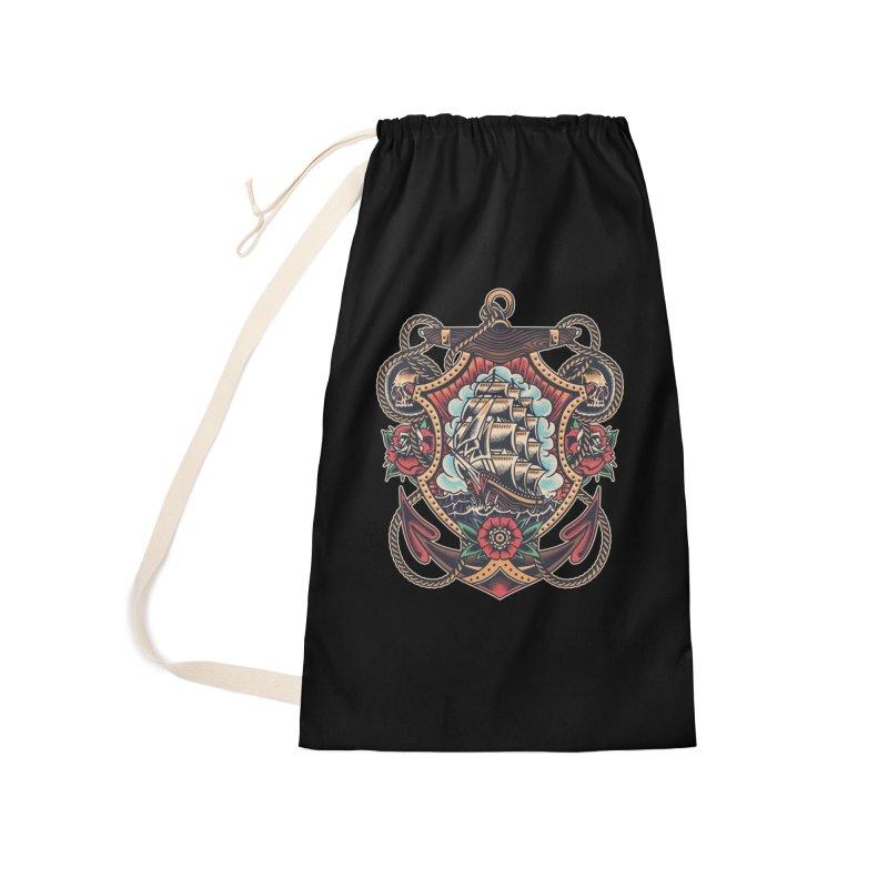 Bold Adventure Accessories Bag by TerpeneTom's Artist Shop