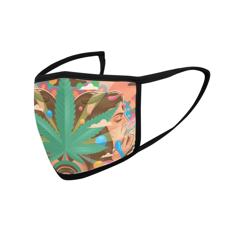 High Minded Accessories Face Mask by TerpeneTom's Artist Shop