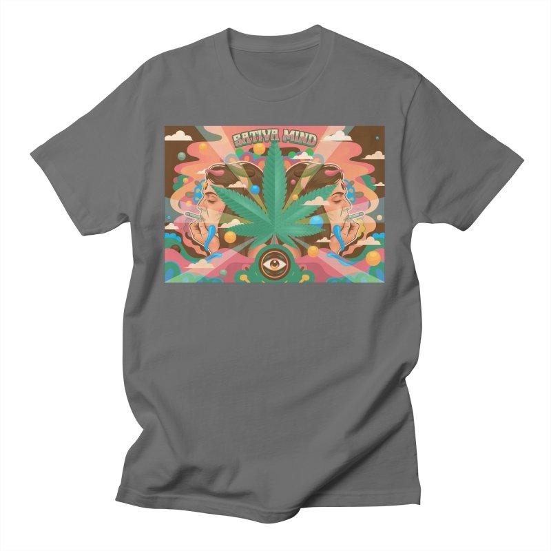 High Minded Men's T-Shirt by TerpeneTom's Artist Shop