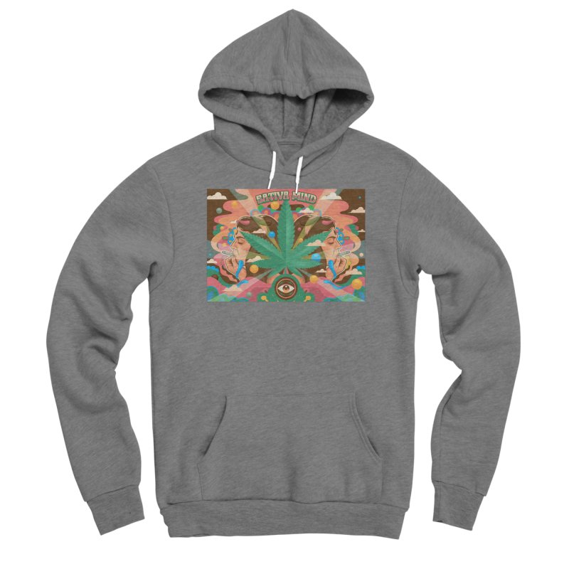 High Minded Men's Pullover Hoody by TerpeneTom's Artist Shop