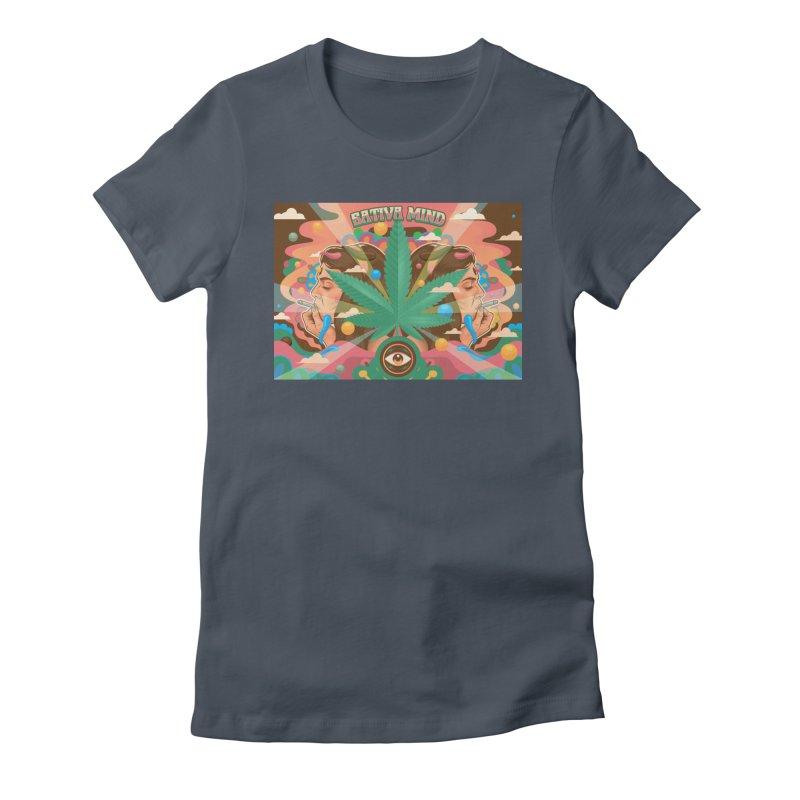High Minded Women's T-Shirt by TerpeneTom's Artist Shop