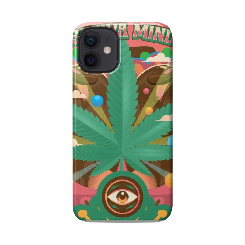 High Minded Accessories Phone Case by TerpeneTom's Artist Shop