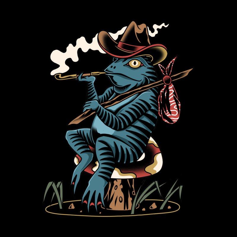 Frog Pipe Women's T-Shirt by TerpeneTom's Artist Shop