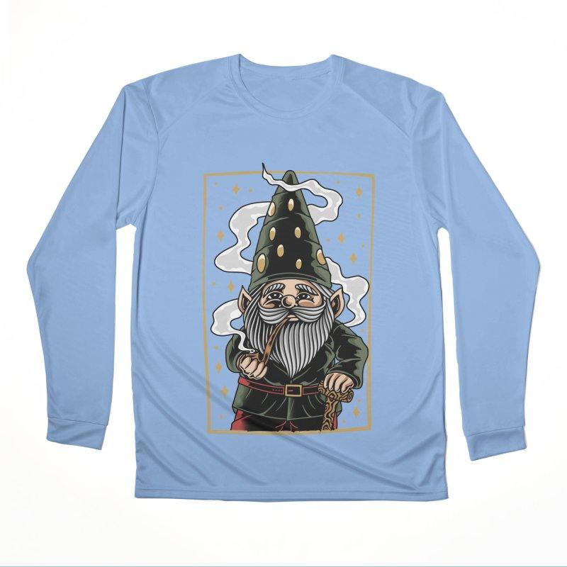 Homely Gnome Men's Longsleeve T-Shirt by TerpeneTom's Artist Shop