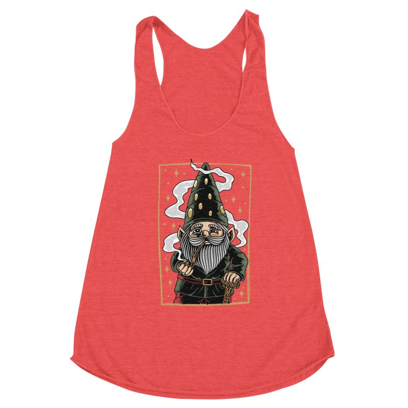 Homely Gnome Women's Tank by TerpeneTom's Artist Shop