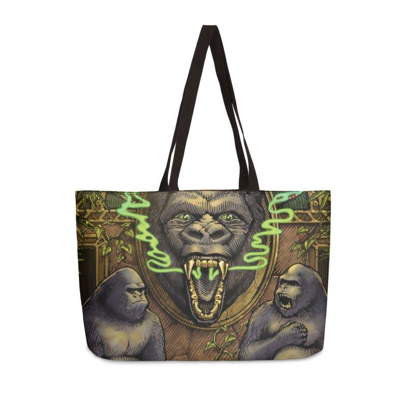 Dank Jungle Accessories Bag by TerpeneTom's Artist Shop
