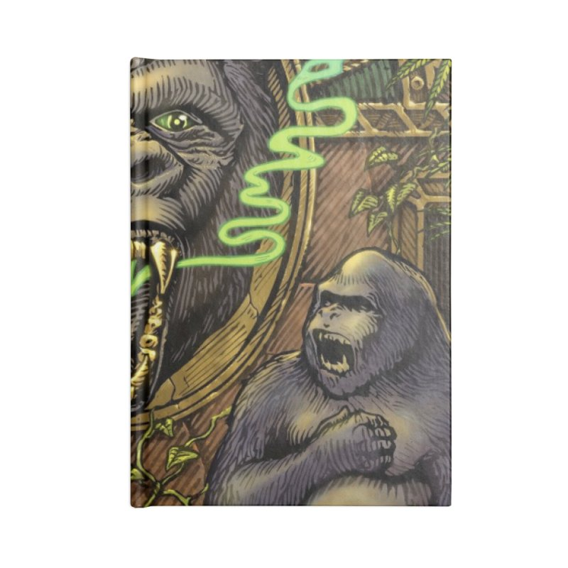 Dank Jungle Accessories Notebook by TerpeneTom's Artist Shop
