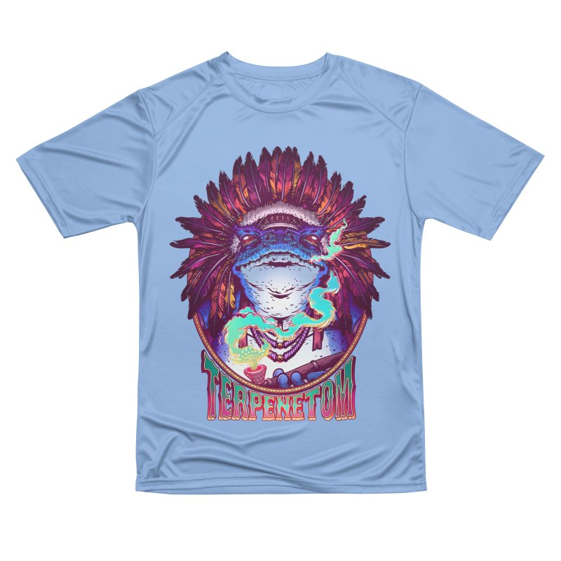 Frog Shaman Women's T-Shirt by TerpeneTom's Artist Shop