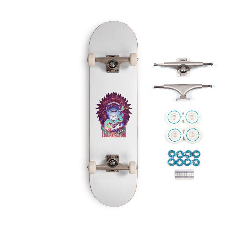 Frog Shaman Accessories Skateboard by TerpeneTom's Artist Shop